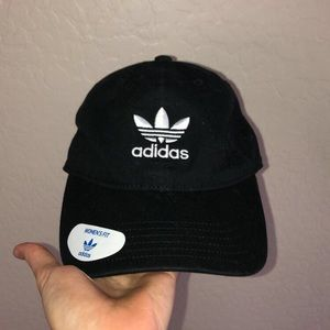 Black Adidas Hat